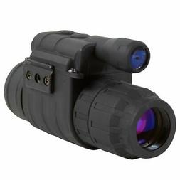 Sightmark Ghost Hunter Night Vision Monocular, 2x24, Head Mo