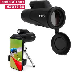 hd monocular telescope phone camera zoom starscope