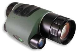 Luna Optics Hi-Resolution Wide-View Night Vision Monocular 3
