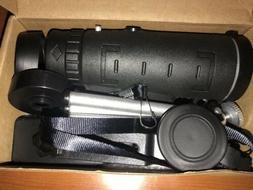 high power telescope monocular scope 12x50 dual