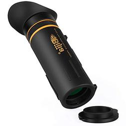 New Jazz-series 10x42 HD Monocular Roof BAK Prism with Eye C