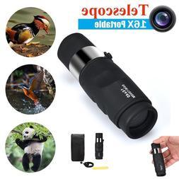 Kids Handheld 16X40 HD Night Vision Educational Outdoors Mon
