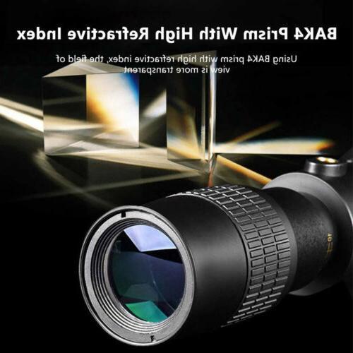10-30X30mm Zoom BAK4 Portable Ourdoor