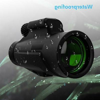 10x42 Monocular Telescope Night Vision