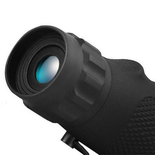 12x25 Monocular Telescope Outdoor Survival Hunting Scope Prop