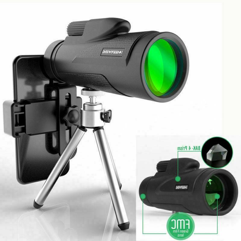 12x50 day night vision hd optical monocular