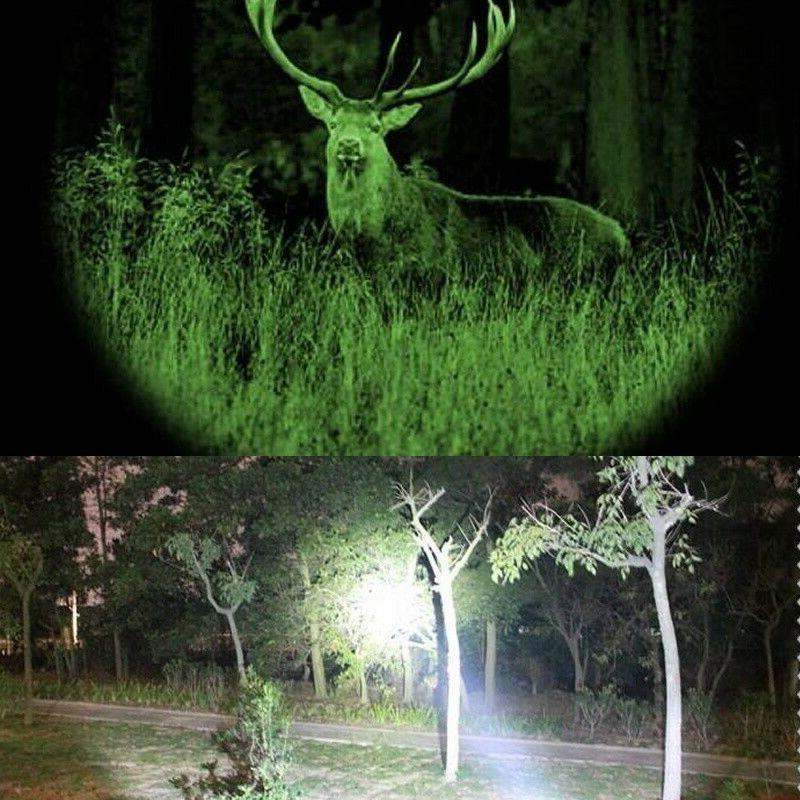 12X50 Compass Distance NightVision Laser