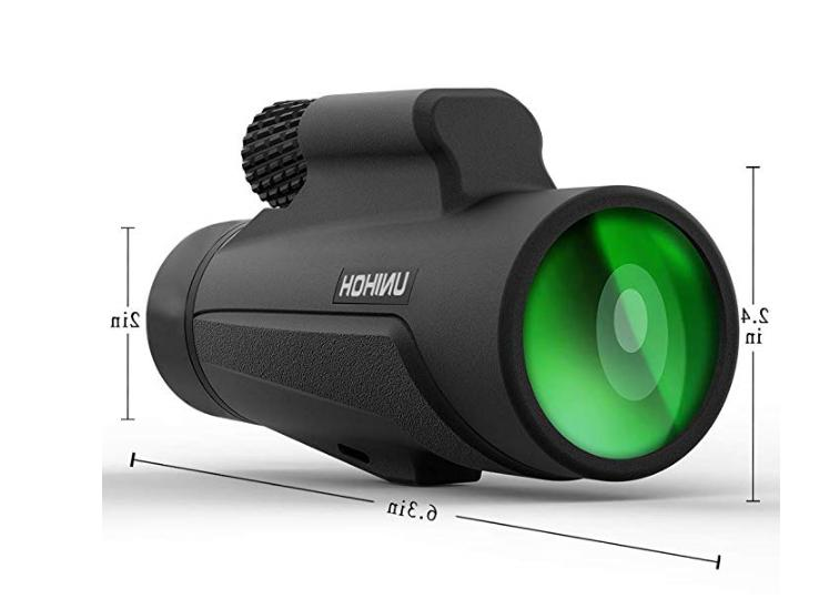 12X50 HD Dual Focus Waterproof Compact