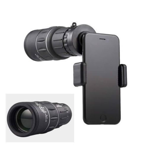 16X52 Dual Focus Optical Day/Night Vision Telescope