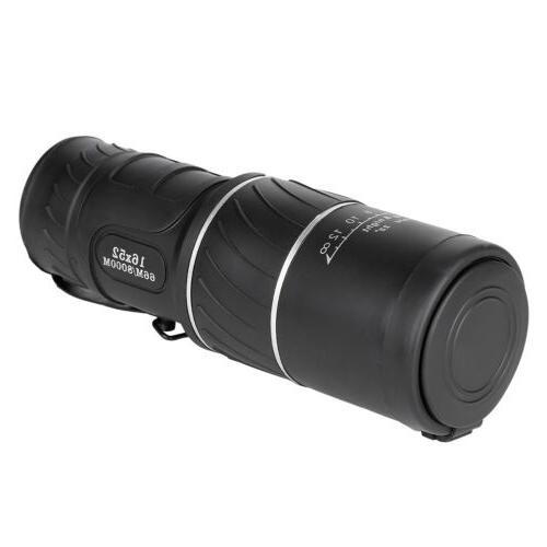 16X52 HD Optical Dual Focus Day/Night Camping