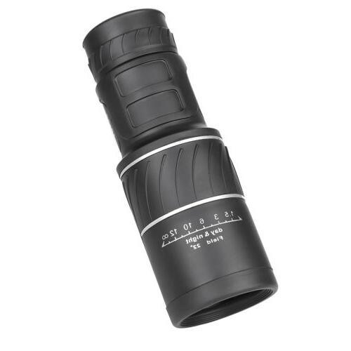 16X52 HD Optical Dual Focus Camping Hiking Telescope