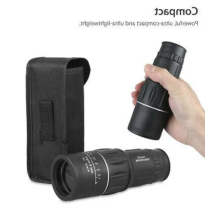 16x52 Zoom Telescope Scope Outdoor