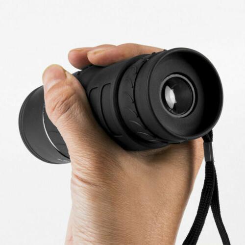 16X52 Monocular Lens Optical Hunting