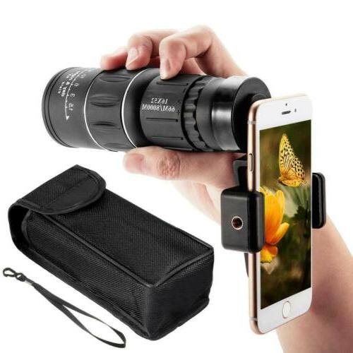 16X52 Zoom Optical Travel Hunting