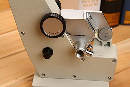 Refractometer 0-95% 1.300-1.700