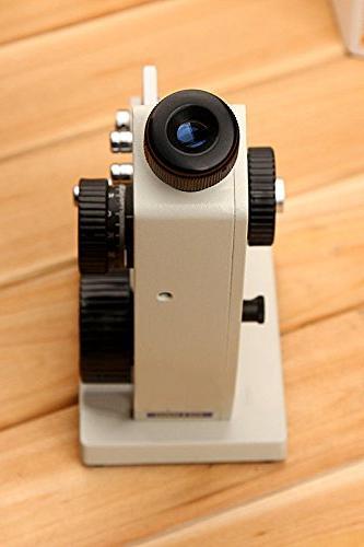 2WAJ Refractometer 0-95% Brix & 1.300-1.700 ND