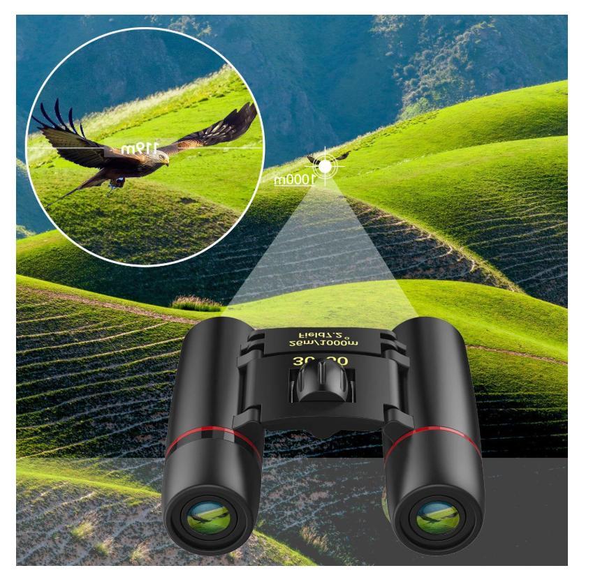 30x60 Binoculars for Watching Hunting