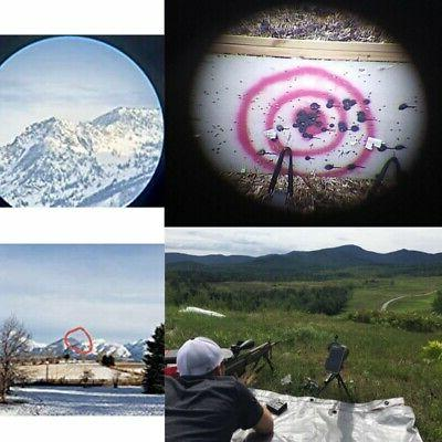 3X(15-45X50 Monocular Telescope Low Light