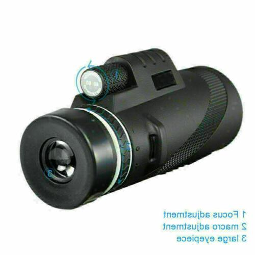 40 Optical Telescope For Mobile Phone