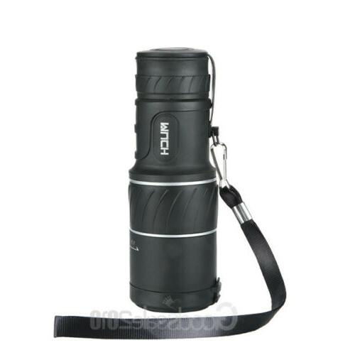 40x Scope Portable Pocket camping Telescope