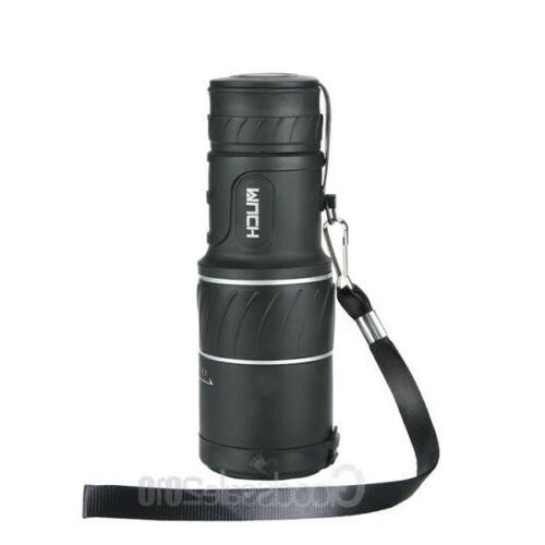 40x Scope Portable Pocket camping Telescope