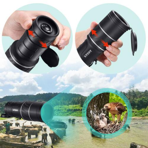 40x Focus Portable Pocket Size camping