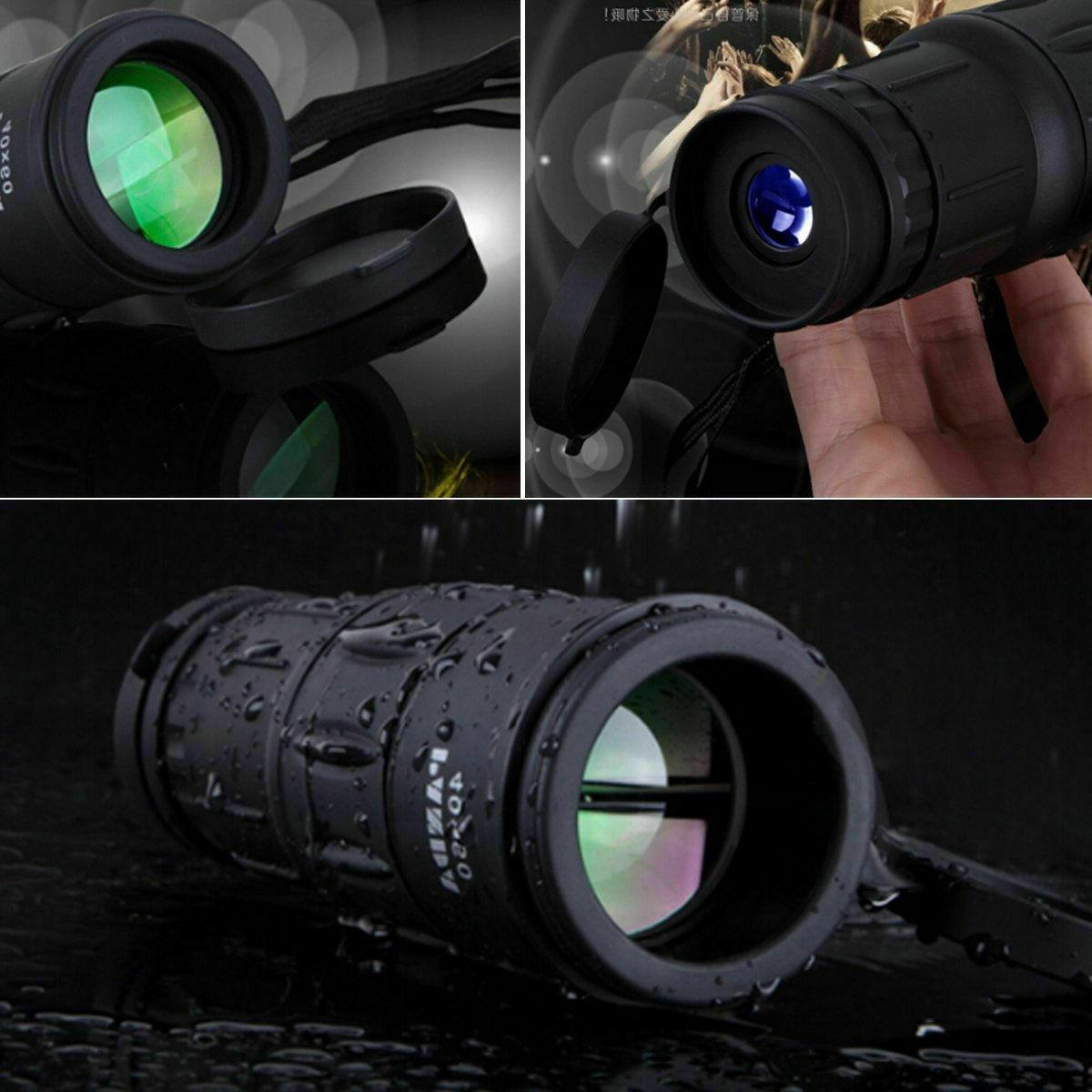 40x60 focus zoom outdoor waterproof handheld hd