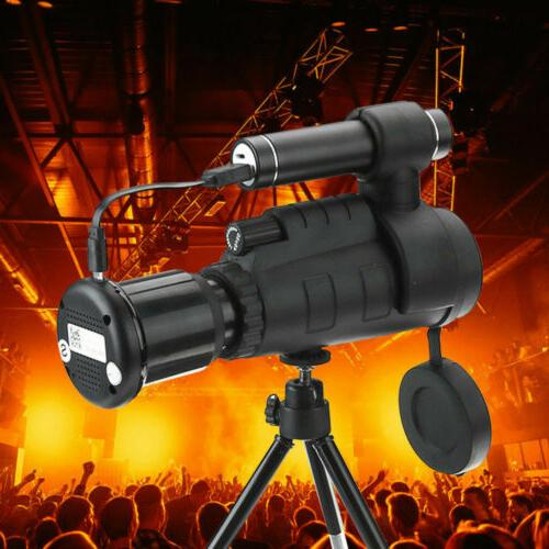 40x60 HD Optical Infrared IR Camera Monocular Scope