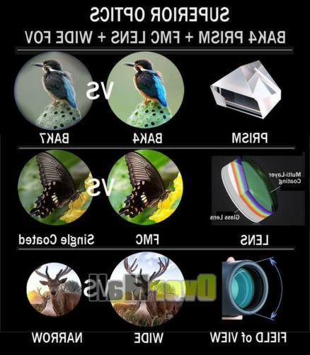 40X60 Night Power Telescope Portable+Case