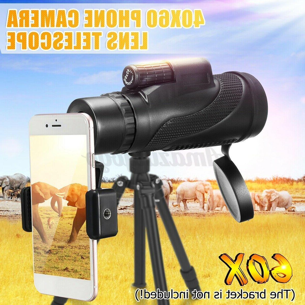 40x60 telescope day and night vision optical
