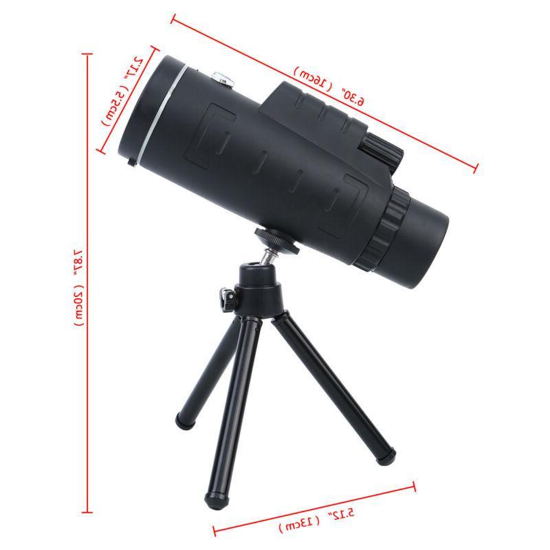 40X60 Monocular Optical Hunting
