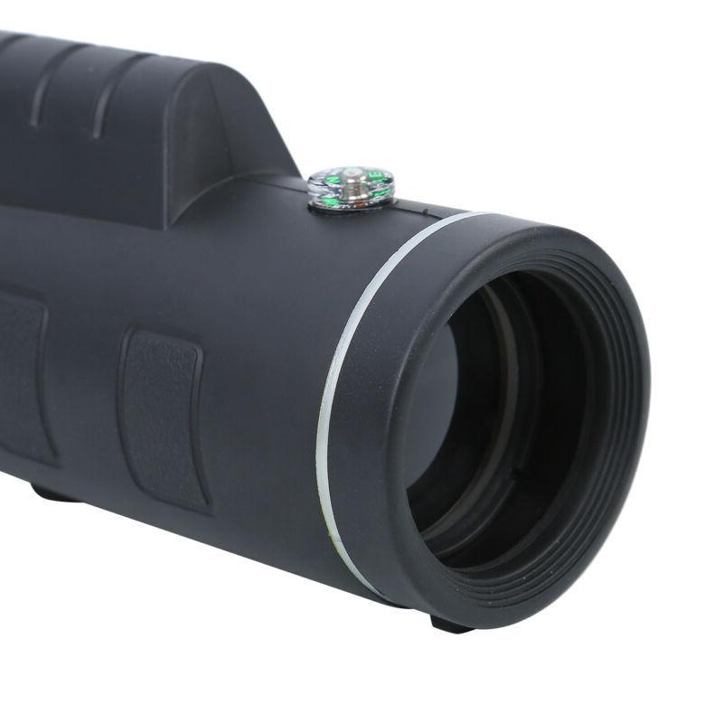 40X60 Monocular Telescope Camping Hunting