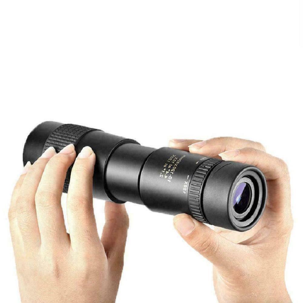 4k 10-300x40mm Telephoto Zoom Monocular Optical N4G8