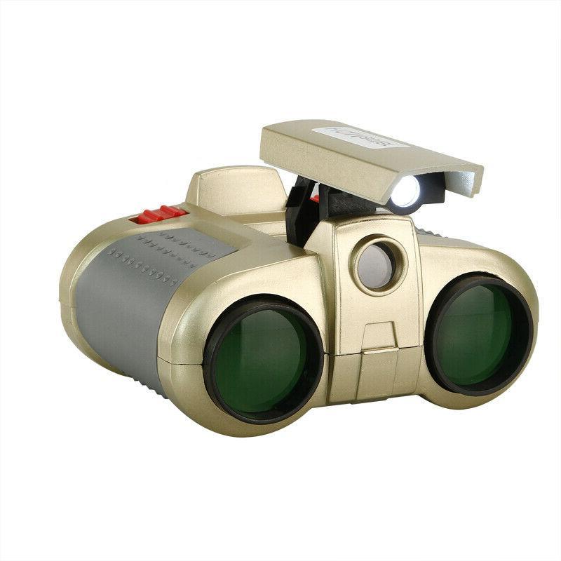 4x Night Vision Surveillance Binoculars W/