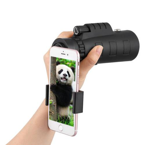Monocular for Outdoor Travel