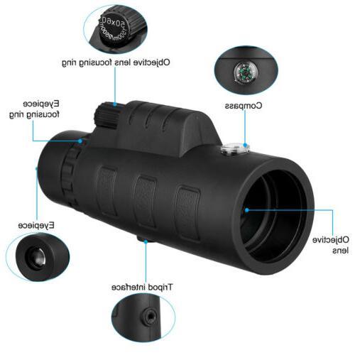50x60 Zoom Telescope for Smartphone