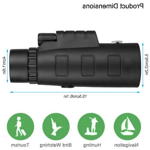 50X60 Monocular for Outdoor Travel