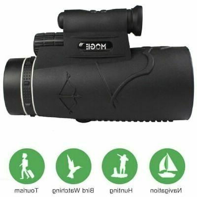 50X60 Magnification Portable Monocular Night Vision Monocular Scope