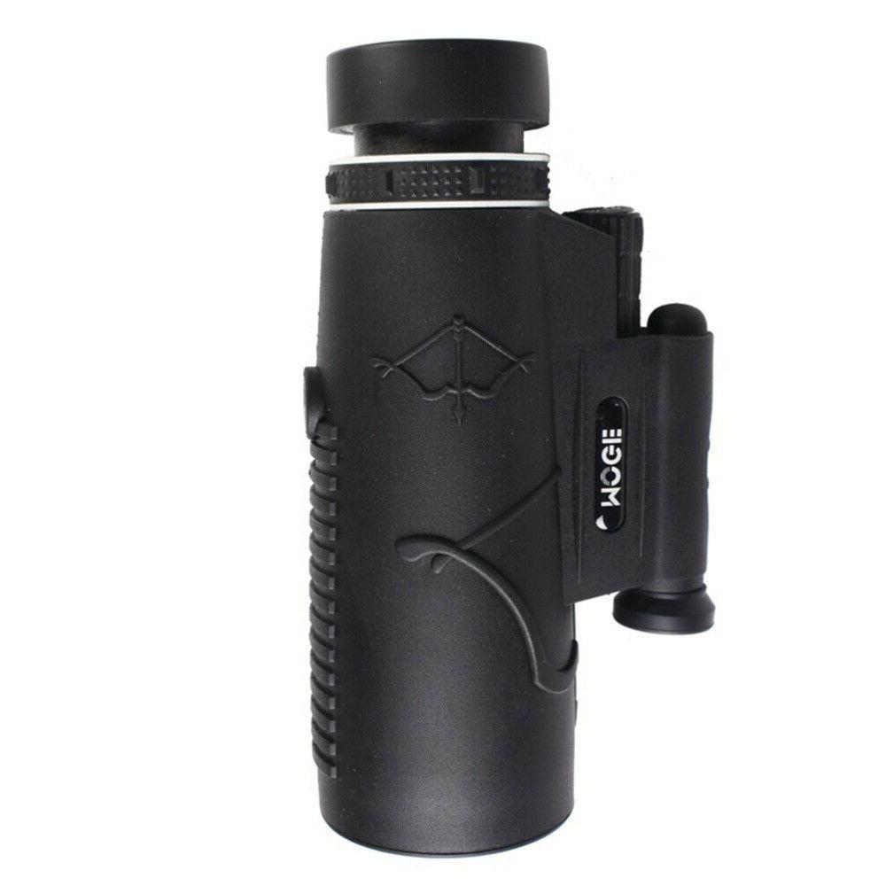 50X60 Magnification Phone Prism Monocular Telescope Night