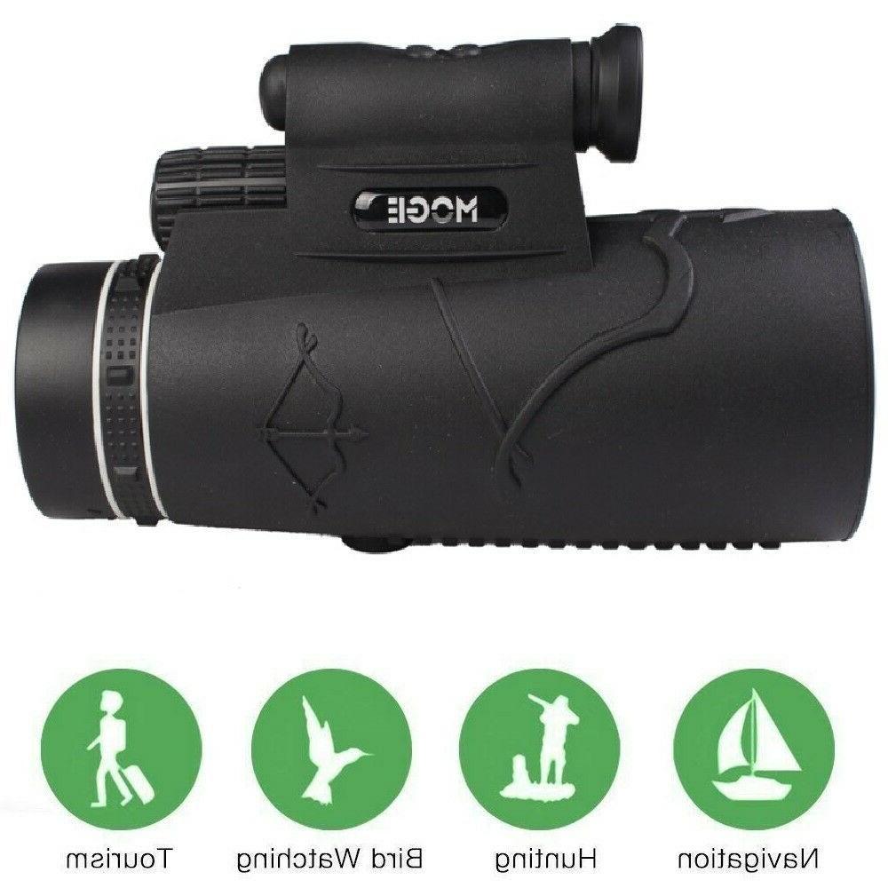 50x60 Portable Monocular Vision Zoom Telescope