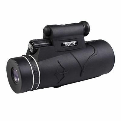 50x60 Monocular Telescope Day/Night Vision Zoom US