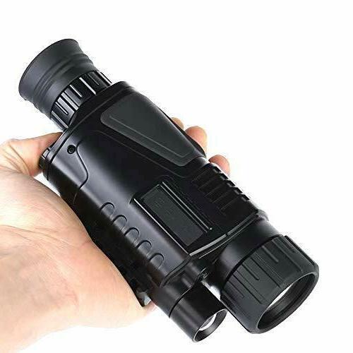 5x40 Night Vision Hunting Monocular Telescope