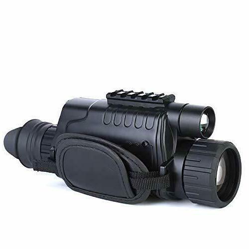 5x40 IR Night Hunting Telescope Image Video