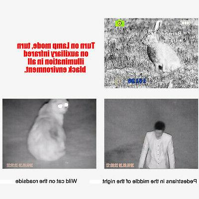 5x40 Infrared Vision Hunting Digital Video