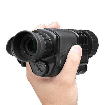 5x40 IR Night Vision Hunting Digital Video
