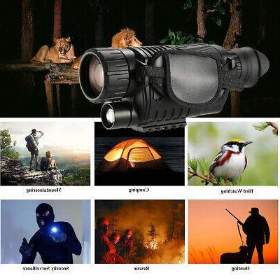 5x40 Infrared IR Night Vision Hunting Digital Video