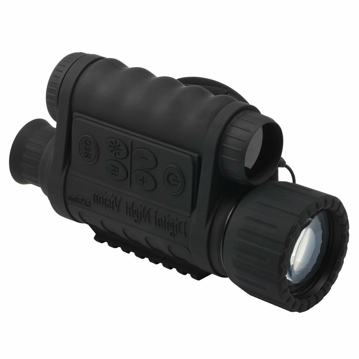 6x50mm hd digital night vision monocular