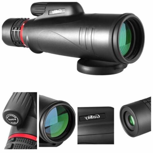 Gosky 50mm Monocular with Handheld Tripod
