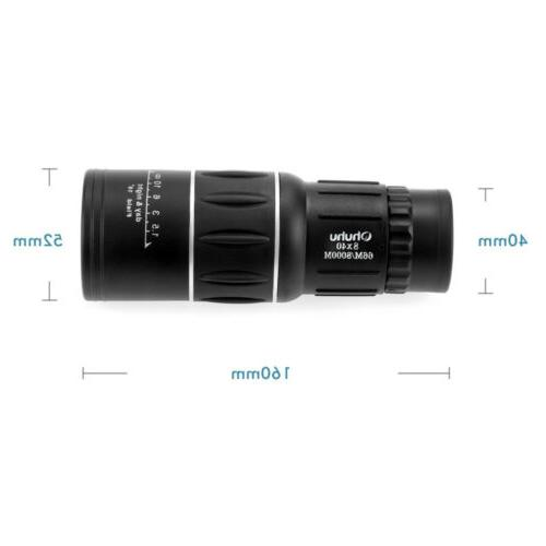 8 x Dual Focus Zoom Lens Armoring AP