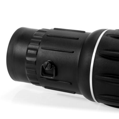 8 40 Focus Armoring Monocular Telescope AP